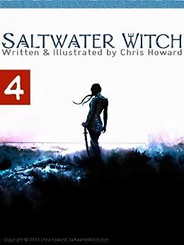 Saltwater Witch (Comic # 4) (Saltwater Witch Comic) by [Howard, Chris]