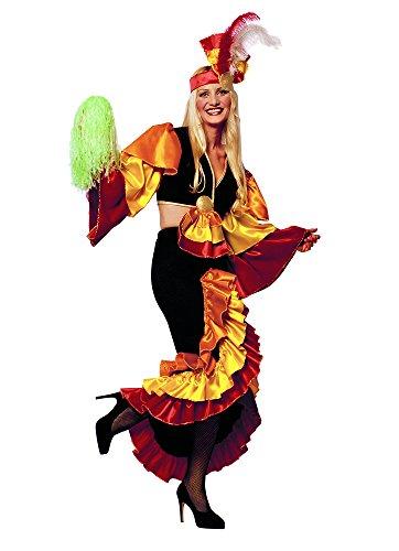 Imagen de disfraz brasileña bailadora