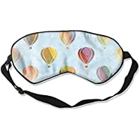 Sleep Eye Mask Hot Air Balloons Lightweight Soft Blindfold Adjustable Head Strap Eyeshade Travel Eyepatch preisvergleich bei billige-tabletten.eu