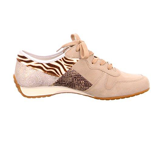 Gabor Haddaway, Sneakers basses femme Beige