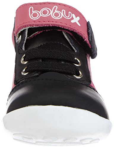 Bobux 460781 Mädchen Hohe Sneakers Pink (Pink)