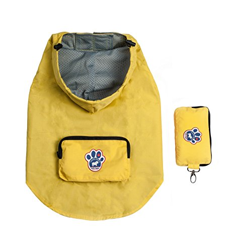 canada-pooch-pacific-poncho-rain-dog-coat-size-10-yellow