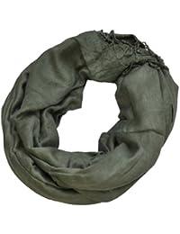 Toutacoo, Pashmina-Schal sehr weich, Schal, Tuch, Crinkle-Schal, Schultertuch