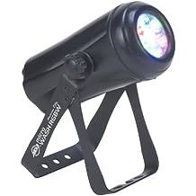 ADJ Micro Wash RGBW Mini projecteur PAR 7 LED Noir