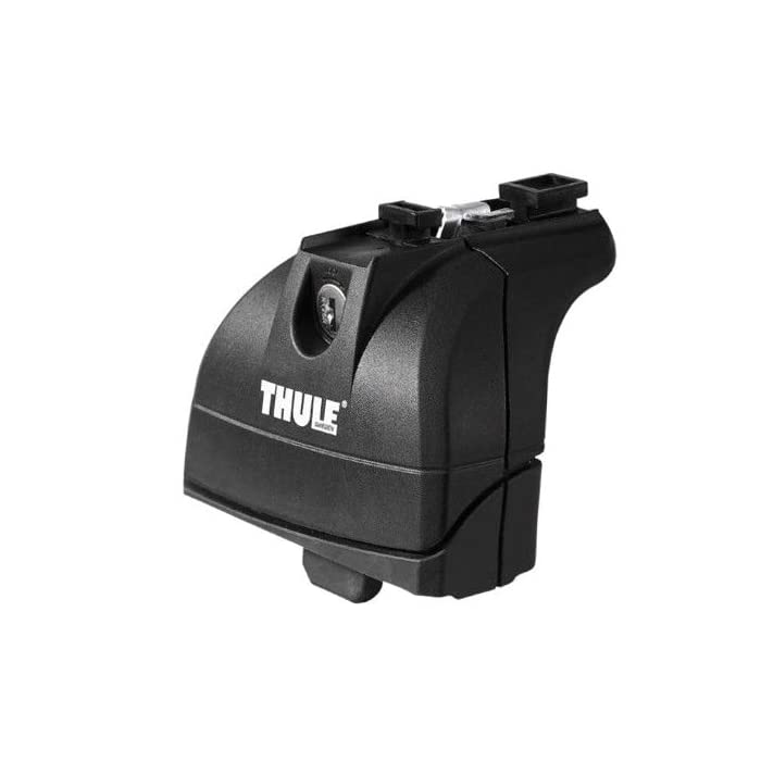 Thule Rapid System 753 Versatile foot for vehicles with integrated fixed points or flush railings