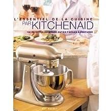 Livre recettes kitchenaid - Livre de cuisine kitchenaid ...