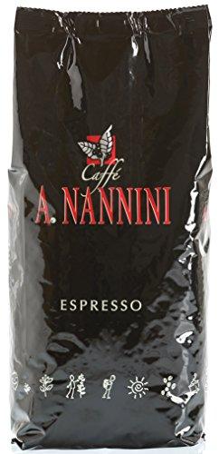Caffè A. Nannini Etrusca, Bohne, 1er Pack (1 x 1 kg)