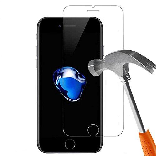 Acelive 3D Touch kompatibel Gehärtetem Panzerglas Schutzfolie Displayschutzfolie Folie für iPhone 8 7