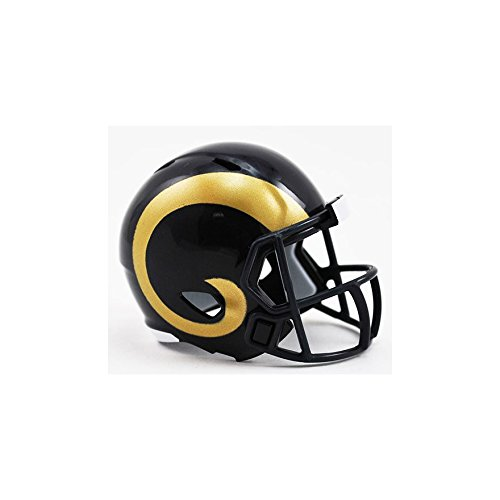 Riddell Los Angeles Rams Mini-Speed Pocket Pro Micro/Kamerahandys/Football Helm (Bekleidung Rams)