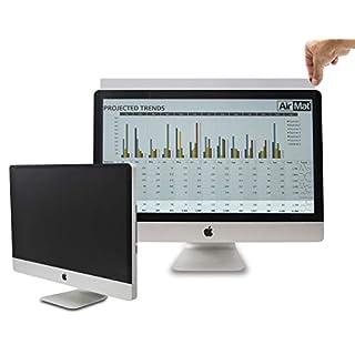 25 Inch Privacy Screen Filter for Widescreen Computer Monitor (16:9 Aspect Ratio). Original Anti Glare Protector Film for data confidentiality - (25