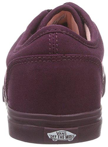 Vans Atwood Damen Sneakers Rot ((Mono Tone) fig)