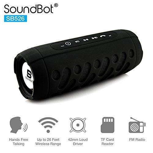 SOUNDBOT® SB526 Bluetooth 4.1 Speaker