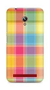 Amez designer printed 3d premium high quality back case cover for Asus Zenfone Go ZC500TG (Pattern 4)