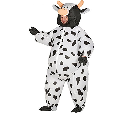 Guirca 88300 - Vaca Hinchable Adulto Talla L 52-54