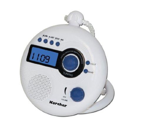 Karcher DR 12 Duschradio mit Lautsprecher