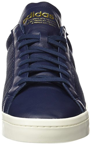 adidas Court Vantage, Baskets Basses Homme Bleu (Co Navy / Co Navy / Ft White)