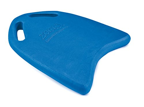 Zoggs Tabla de natación, Adultos Unisex, Azul, 43.5 x 29.5 cm