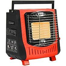 LeKing--Estufa de calefacción al Aire Libre portátil, Calentador de Gas de la