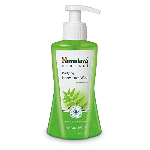 Himalaya Neem Face Wash 200ml  available at amazon for Rs.153