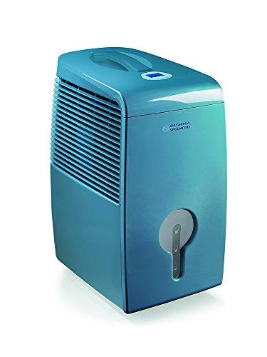 Olimpia Splendid 01219 Deshumidificador, Plástico, Azul