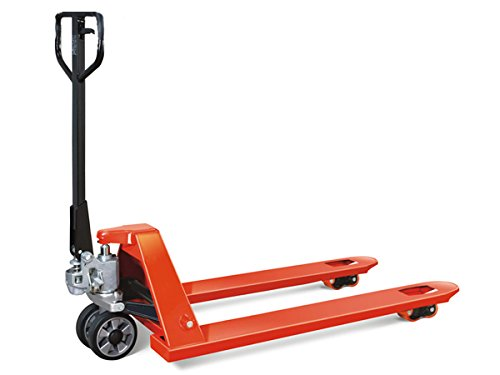 Secure Fix Direct 2000 Kgs ( 2 Ton ) Hand Pallet Pump Truck Standard - Fork Lift Trolley Jack Test