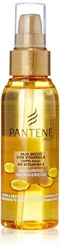 Pantene Olio Secco Rigenera & Protegge con Vitamina E 100 ml