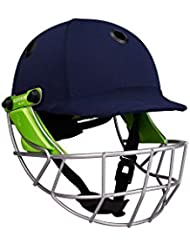 Cricket Helmet Kookaburra PRO 600 Navy Cloth Senior (L)