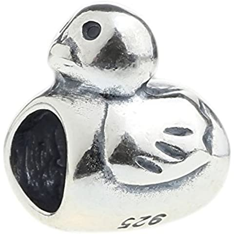 Fede in argento Sterling 925 a forma