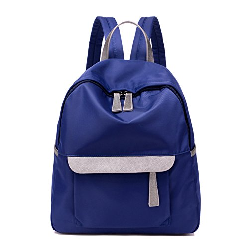 Ladies shoulder bags,borsa di tela-Blu Blu