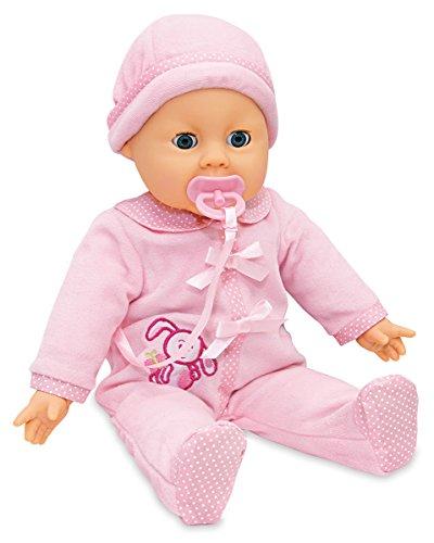 Simba 105149745 - Laura Baby Kisses Puppe