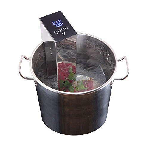 Machine de Coccion sous vide sv-cook Garhe inox pour toute récipient
