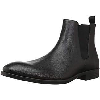 Calvin Klein Men's Corin Small Tumbled Leather