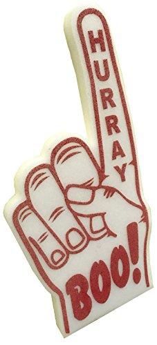 Boo Hurray Riesen-Wrestling-Fingerpuppen Hand