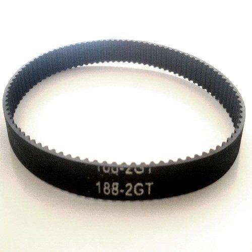 Courroie fermée pour Imprimante 3D 188 mm Gt2 Timing Mendel Prusa Flashforge
