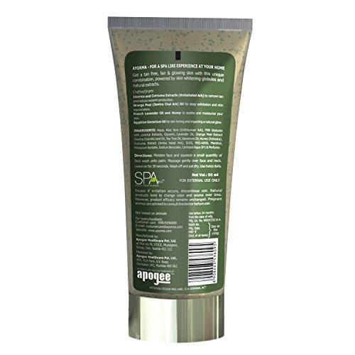 Ayorma Face Washes Ayorma Fairness and Anti Tan Face Wash