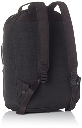 Kipling – CLAS SEOUL – Large Backpack – Black – (Black)