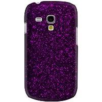 Katinkas Coque rigide pour Samsung Galaxy S3 Motif mini cosmos 3D Noir/magenta