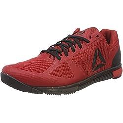 Reebok Speed TR, Zapatillas de Deporte para Hombre, Rojo (Rich Magma/Black/Primal Red 000), 44 EU
