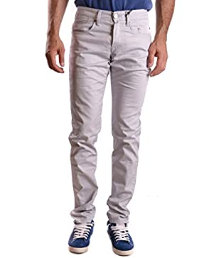 Siviglia Hombre MCBI278023O Gris Algodon Jeans