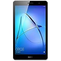 "Huawei 53018680 MediaPad T3 8"" Tablet - (Qualcomm Quad-core 1.4GHz, RAM 2GB, ROM 16GB, IPS-Display) - Grey"