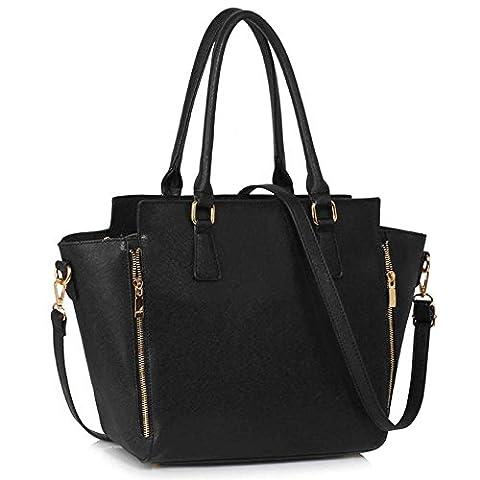 Meine Damen Umhängetaschen Frauen Große Designer Handtaschentoteschulterkunstleder Modische Taschen