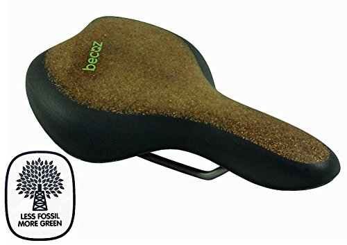 Selle Royal Damen MTB Sattel Becoz Eco, grau/kork, 5288DRTA0 P001
