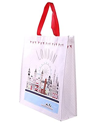 Puckator London Icons Shopping Bag