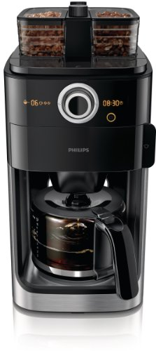 Philips HD7766/00 Grind&Brew Filter-Kaffeemaschine mit Mahlwerk - 2