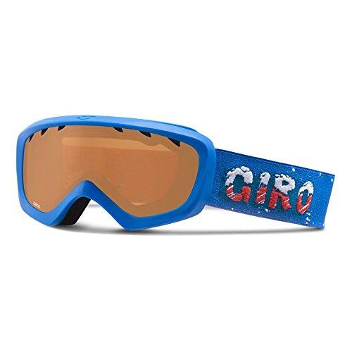 Giro Kinder Skibrille blau Einheitsgröße