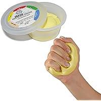 Msd PASTA comprimibles MANO dedos amarillo suave atossica THERAFLEX artritis PUTTY