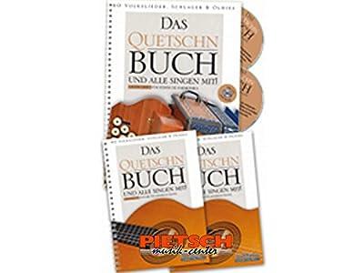 Das Quetschnbuch mit CD - Steirische Handharmonika