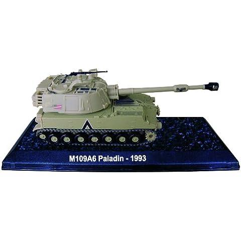 M109A6 Paladin - 1993 diecast 1:72 model