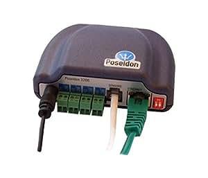 HWGROUP Poseidon 3266 boitier IP pour capteurs TEMP/HUMID/4 ports