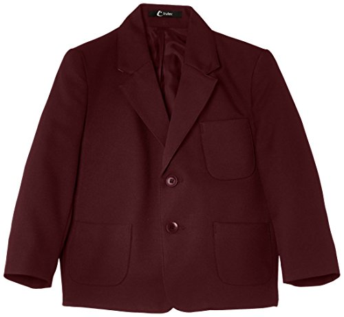 Trutex Limited Boys Zip Access Americana, Claret, 16+ años 40